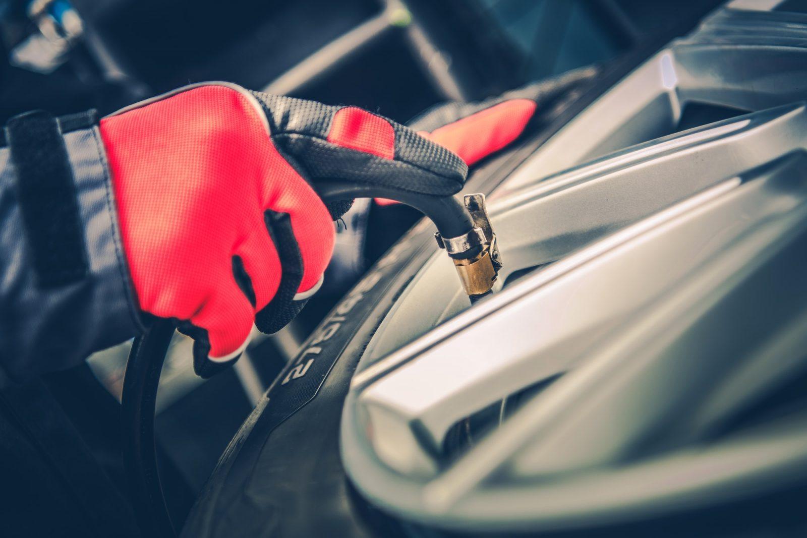 Car Tires Maintenance