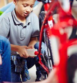 Mending bike